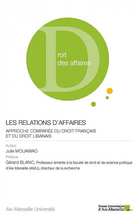 Les relations d'affaires