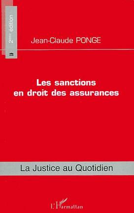 Les sanctions en droit des assurances