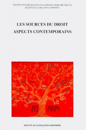 Les sources du droit - Aspects contemporains
