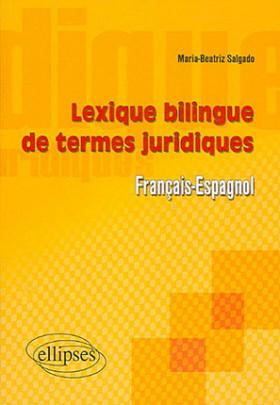Lexique bilingue des termes juridiques