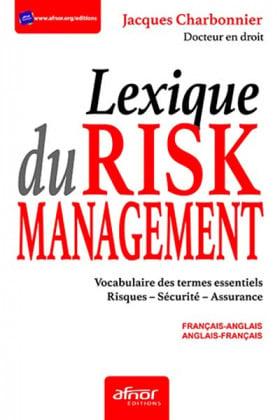 Lexique du risk management