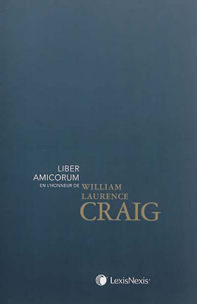 Liber amicorum en l'honneur de William Laurence Craig