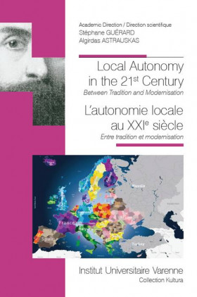 L'autonomie locale au XXIe siècle  Local Autonomy in the 21st Century
