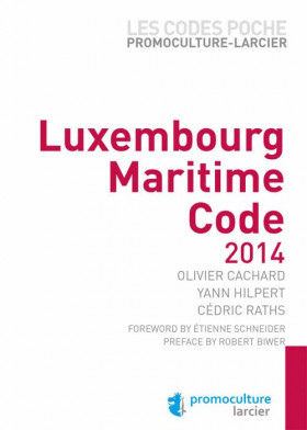 Luxembourg - Maritime Code - 2014