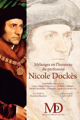 Mélanges en l'honneur du professeur Nicole Dockès