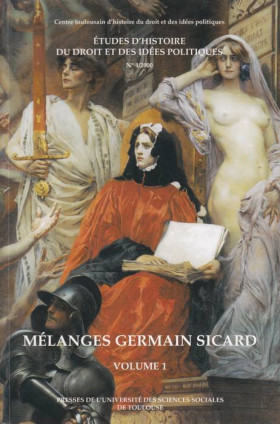 Mélanges Germain Sicard. 2 Tomes