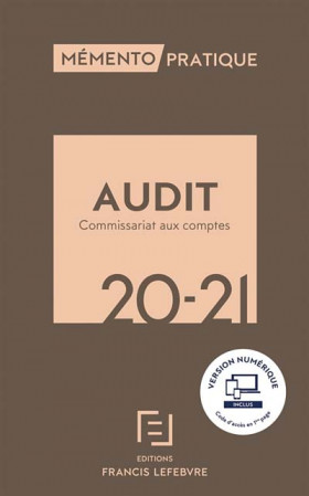 Mémento audit 2020-2021