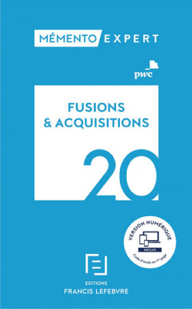 Mémento fusions & acquisitions 2020
