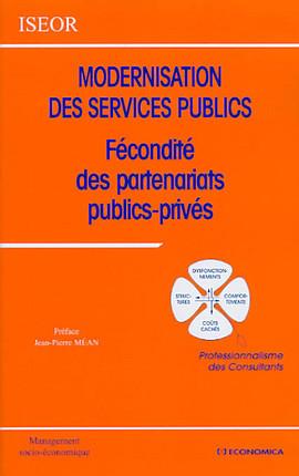 Modernisation des services publics