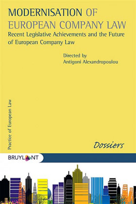 Modernisation of European Company Law