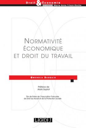 Normativité économique et droit du travail