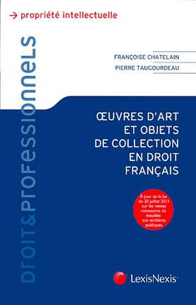 Oeuvres d'art et objets de collection en droit français