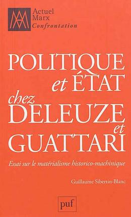 Politique et Etat chez Deleuze et Guattari
