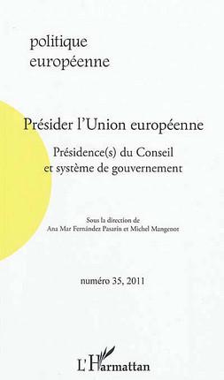 Politique européenne, 2011 N°35