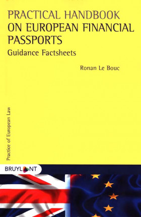 Pratical Handbook on European Financial Passports