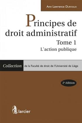 Principes de droit administratif
