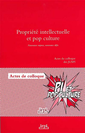 Propriété intellectuelle et pop culture