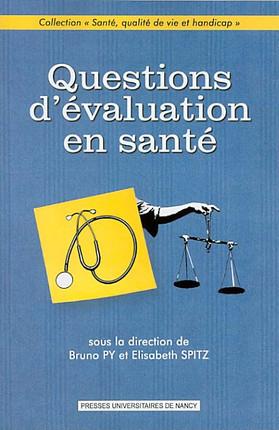 Questions d'évaluation en santé