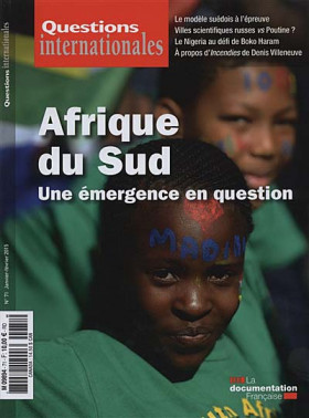 Questions internationales, janvier-février 2015 N°71