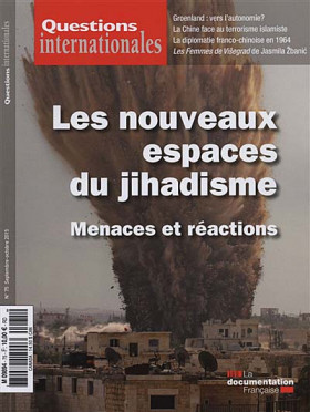 Questions internationales, septembre-octobre 2015 N°75