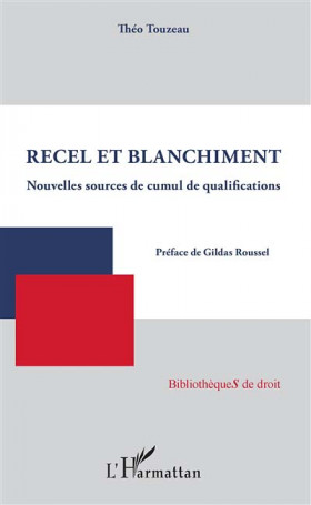 Recel et blanchiment
