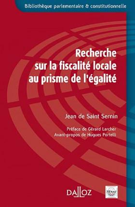 Recherche sur la fiscalité locale au prisme de l'égalité