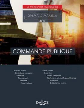 Réforme de la commande publique