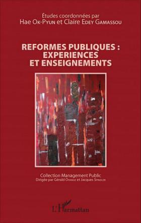 Réformes publiques : expériences et enseignements