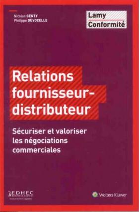 Relations fournisseur distributeur