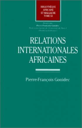 Relations internationales africaines