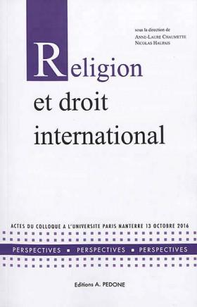Religion et droit international
