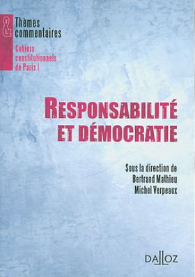 Responsabilité et démocratie