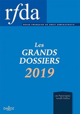 RFDA - Les grands dossiers 2019