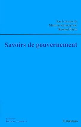 Savoirs de gouvernement
