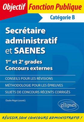 Secrétaire administratif et SAENES