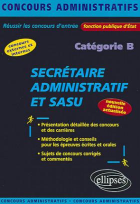 Secrétaire administratif et SASU