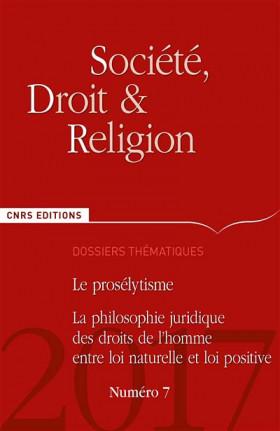 Société, droit & religion, 2017 N°7