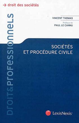 Sociétés et procédure civile