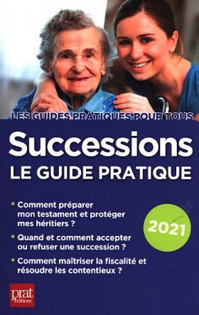 Successions : le guide pratique 2021
