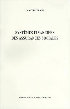 Systèmes financiers des assurances sociales