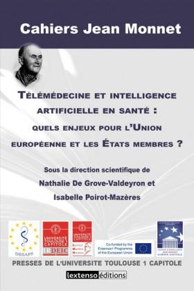 Télémédecine et intelligence artificielle en santé : quels enjeux pour l'Union européenne et les États membres ?