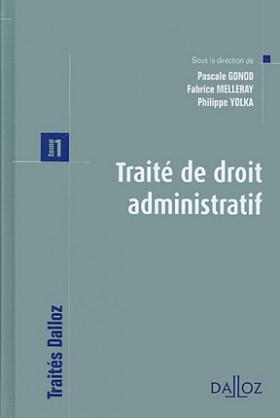 Traité de droit administratif