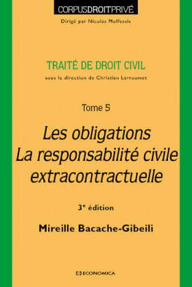 Traité de droit civil