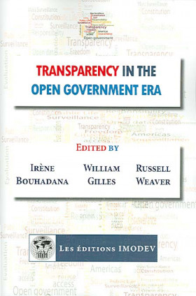 Transparency in the Open Governement Era