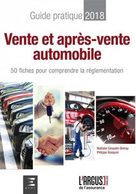 Vente et après-vente automobile : guide pratique 2018-2019