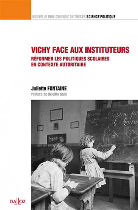 Vichy face aux instituteurs