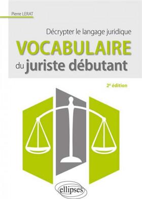 Vocabulaire du juriste débutant
