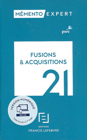 Mémento fusions & acquisitions 2021 - PriceWaterhouse Coopers